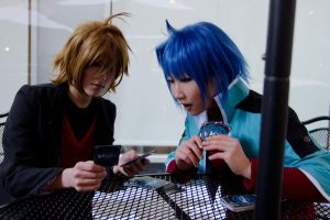 Cardfight Vanguard :: How to build Friendship by m-ichiko