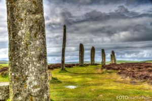 Ring of Brodgar by fotomanisch