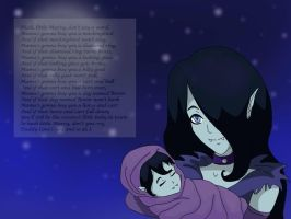 The song for Little Marcy by KawaiiKittyKatz
