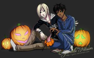Happy Halloween by Gabbi