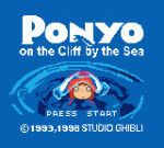 PONYO GameBoy Color Game by Mee-Lin