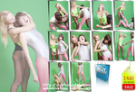 Self-defense Class - Image Set - 72 pics for US 4 by MartaModel