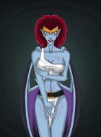 Demona Blush Touch by 27ImaginaryLines