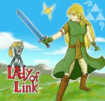 Lady-Of-Link by Just-A-Michael