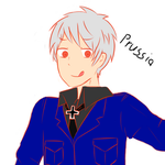 Prussia by Thunder-Wheatley