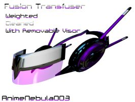 Fusion Transfuser Headset DL! by AnimeNebula003