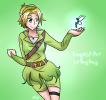 Request 46 (For LeKayKay) by Meli-Melon