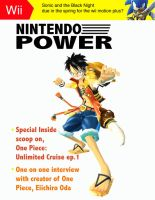 Nintendo Power Cover art by Smashspite