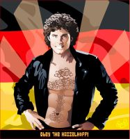 The Hasselhoff by WonderDookie
