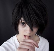 -L Lawliet- by SmartCasualTrousers