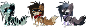 Chibis Point Adoptions - CLOSED by xPixe