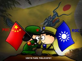 South Park Chinese Civil War by SouthParkPhilosopher