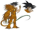Tullece fused with TreeOfMight by ChaosGhidorah