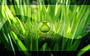 Xbox 360 style Vista Glass by sharkurban
