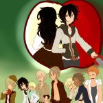 Not Snow White and the Seven Fabulous men by chibi-nao15