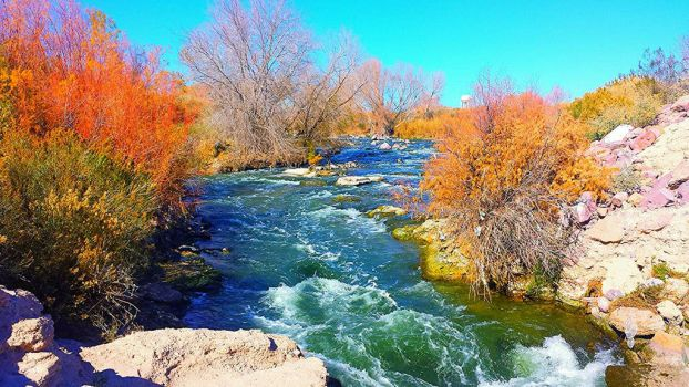 nevada river by Anthony33894