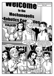 Bioweapon page1 by OmegaSunBurst