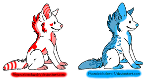 Puppy Adoptables CLOSED by Fluffbutt-Adopts