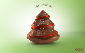 xoco - sweet christmas by rodrigozenteno