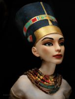 Nefertiti by Katyok