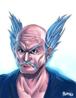 Heihachi by buang