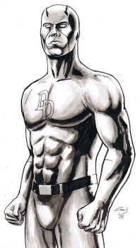 Daredevil by craigcermak