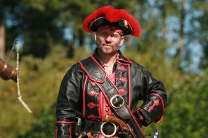 Pirate Captain by Mac--Photo