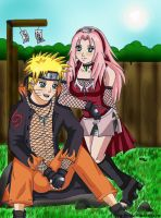 NaruSaku-The Future by Flying-Rose