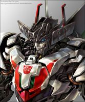 Wheeljack by GoddessMechanic
