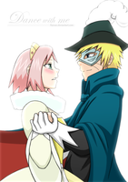 NaruSaku Week - Dance by Raixaz