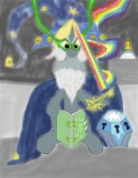 Make It To Starswirl The Bearded Making The Box by daylover1313