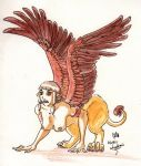 50 Mythical Creatures Challenge - 37 by NicodemusLily