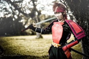 Sword Art Online-Klein Cosplay by Will-Cosplayer