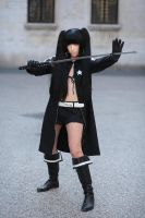Black Rock Shooter by Lexine90