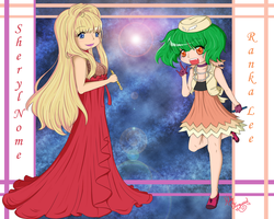 Galactic Fairy and Super-Dimension Cinderella by Horu-chan