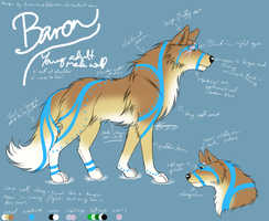 Baron Ref/Tryout by FallenShandeh