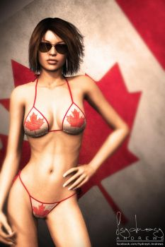 Canada by sydgrl3d