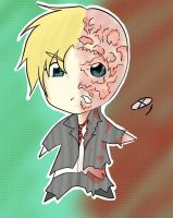DC Chibi - Harvey Dent by Catgirlemi7