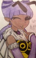 OC character: Lily the Bee by BebeKimichi