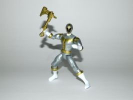 Lightspeed Rescue Titanium Ranger Action Hero by LinearRanger