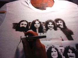 Black Sabbath t-shirt 3 by JULIOART