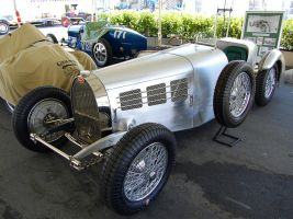1920s Bugatti Type 37 by Partywave