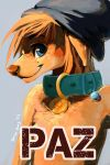 Paz Badge by OrcaOwl