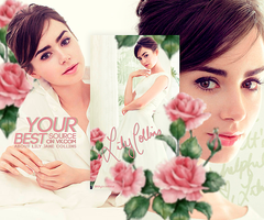 Lily Jane Collins by MikaRowe