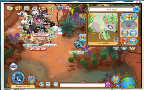 Guess Who I Saw On AJ Today?(2) :AJ: by ThornstarOfStormClan
