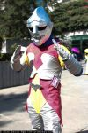 Jet Jaguar cosplay by WesyWesWesSoFresh