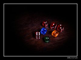 dice of fate by RRVISTAS