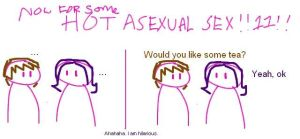 Hot Asexual Sex by Jadeysports
