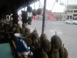 Durian In The City by RobbieMelrose