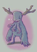 octodeer by pumpkinbear